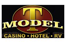 Model T Casino • Hotel • RV