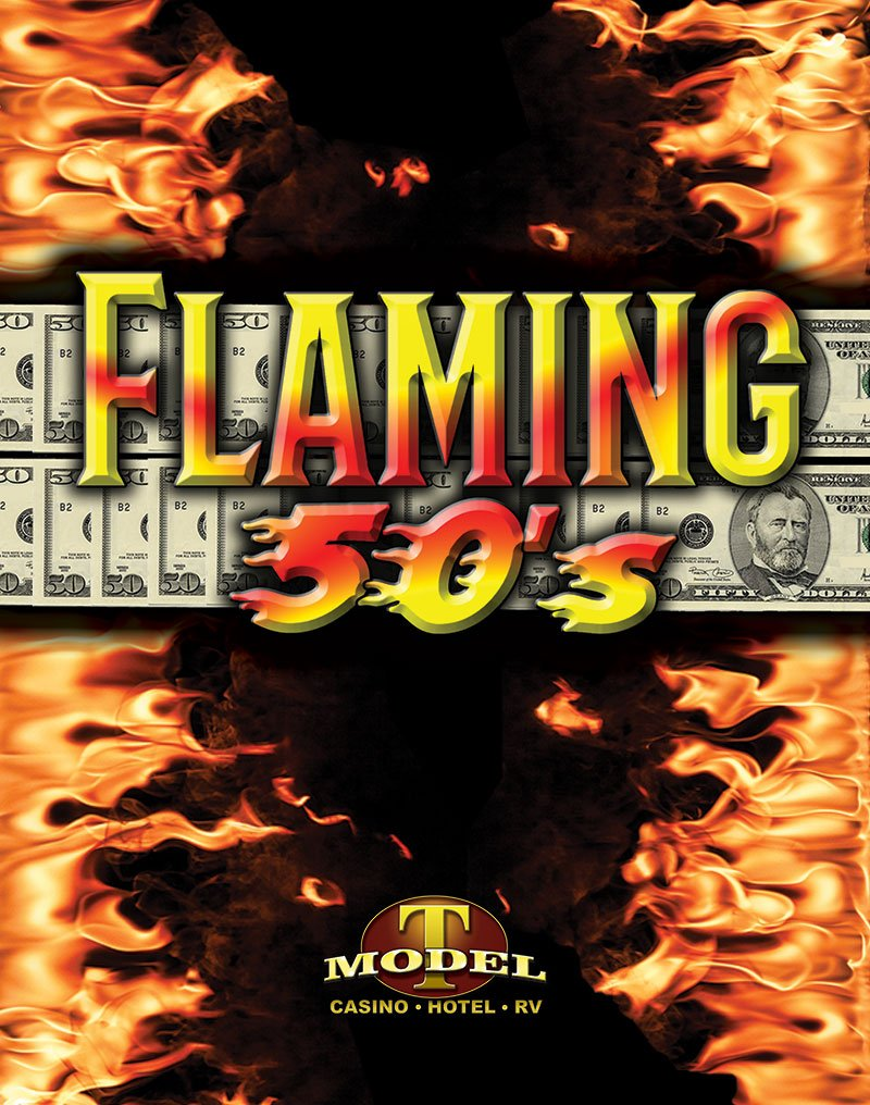 Flaming 50's